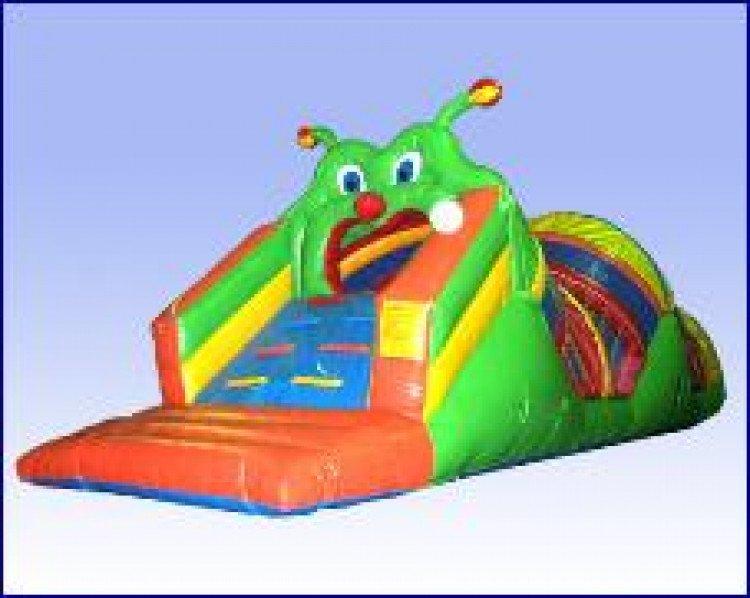 Crawl Through (Caterpillar)