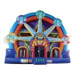 Bounce Houses and Bounce / Slide Combo