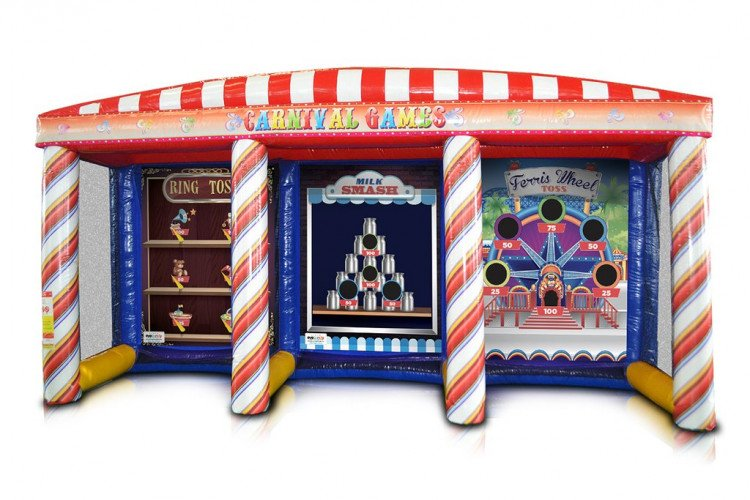 Carnvial20320n201 1611266954 big Carnival Fun Fair Carnival 3 in 1 Midway Game