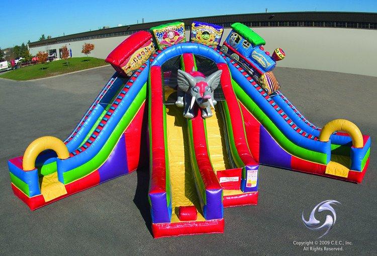 Circus City Slide