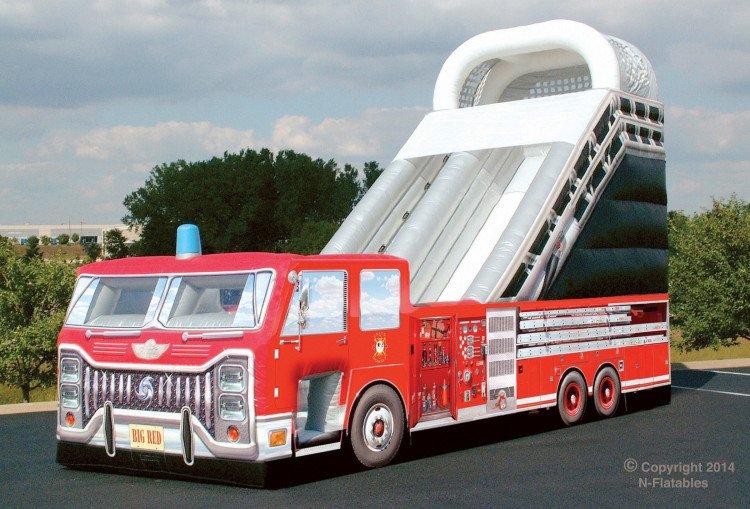 Fire20Truck20Slide 1610729554 big Fire Truck Slide