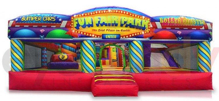 Fun Fair Park Jr. Playland