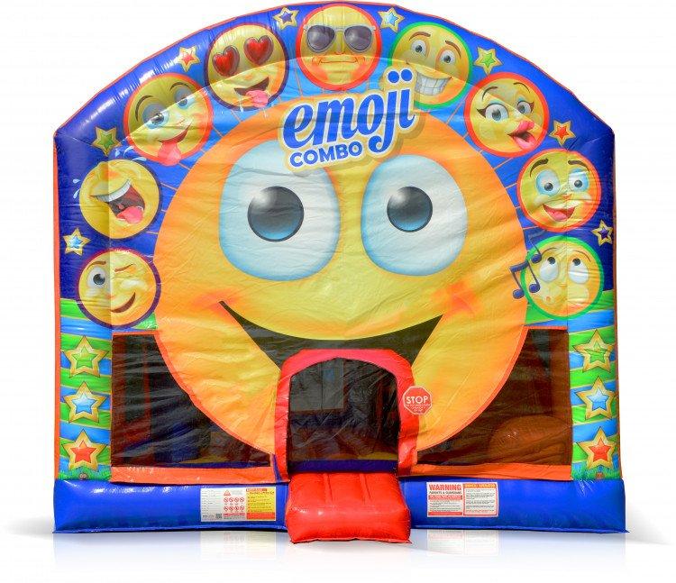 Emoji Bounce Combo