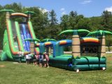 Water Slides and Wet Attractions