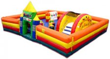 Toddlers / Preschool Inflatables.