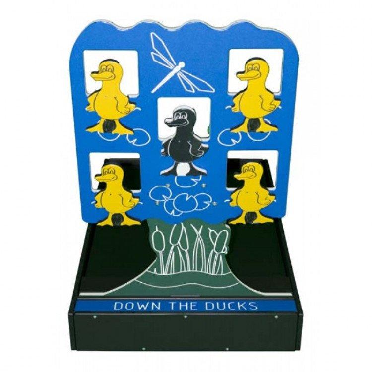 Down the Ducks