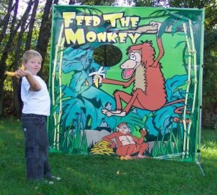 Feed the Monkeys