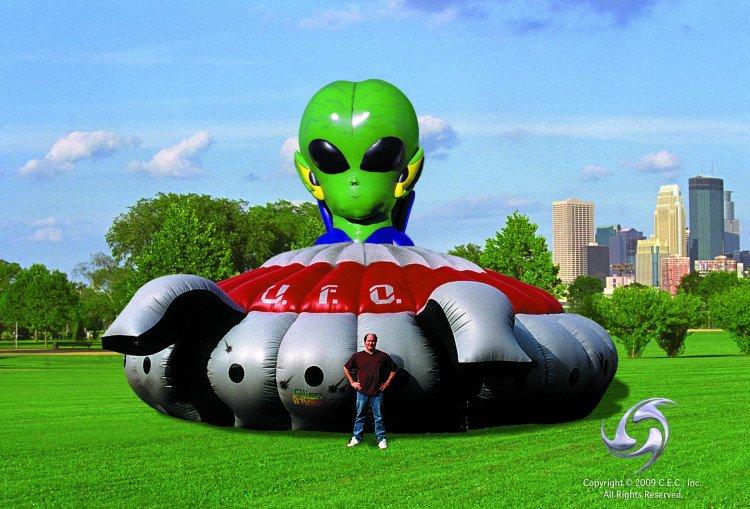 UFO Laser Tag
