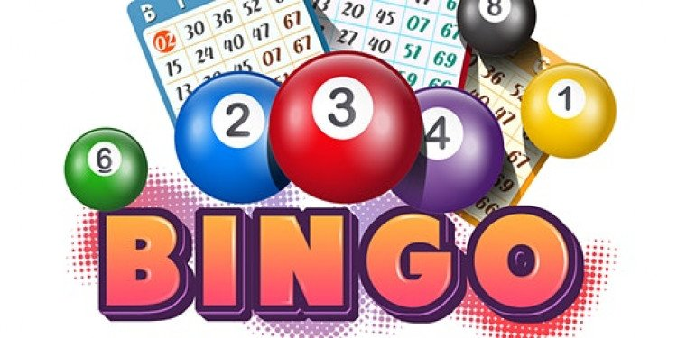 Bingo with system, caller and prizes.